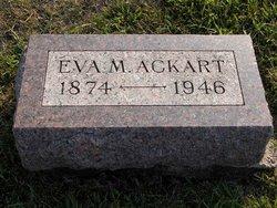 Eva Marie <i>VanBuren</i> Ackart