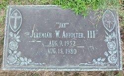 Jeremiah W. Jay Affolter, III