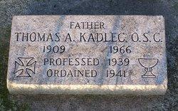 Fr Thomas A. Kadlec
