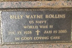 Billy Wayne Rollins