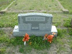 William Elbert Alverson
