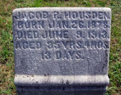 Jacob R Housden