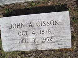 John A. Cisson