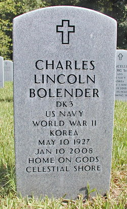Charles Lincoln Bolender