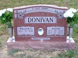 Joann <i>Walker</i> Donivan