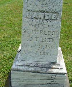 Jane E <i>Diamond</i> Blood
