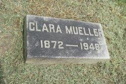 Clara M <i>Reinfelder</i> Mueller