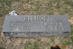 Lillie Bell <i>Hawkins</i> Bishop