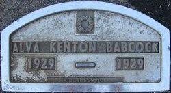 Alva Kenton Babcock