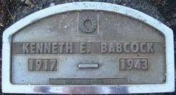 Kenneth Edward Babcock
