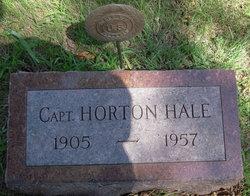 Capt Horton Hale