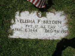 Elisha P Bryden