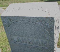 Sarah Ann <i>Mayer</i> Lahman