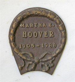 Martha Ernestine <i>Gerberich</i> Hoover