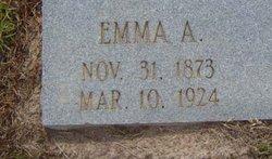 Emma A. <i>Allen</i> Tapley