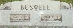 Charles A Buswell