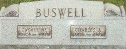 Catherine <i>KNAPPER</i> Buswell