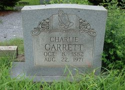 Charlie Garrett