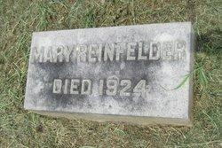 Mary Marie <i>Doern</i> Reinfelder