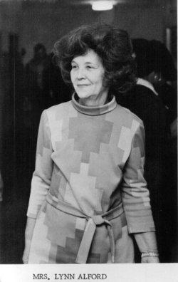 Margaret Lynn <i>Mecom</i> Alford