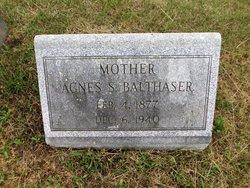 Agnes Sarah <i>Rentschler</i> Balthaser
