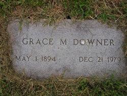Grace Mae <i>Oden</i> Downer