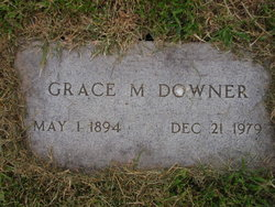 Grace May Downer