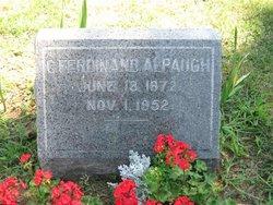 Charles Ferdinand Alpaugh