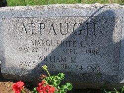 William M Alpaugh