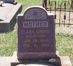 Clara <i>Jacoby</i> Grobe