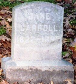 Jane <i>Barr</i> Carroll