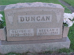 Beulah E. Duncan