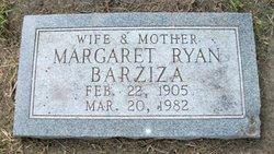Margaret <i>Ryan</i> Barziza