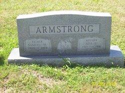 Ada Pearl <i>Ball</i> Armstrong