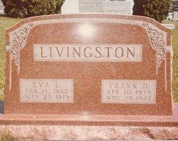 Eva Luella <i>Cornelison</i> Livingston