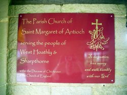 West Hoathly, St Margaret of Antioch