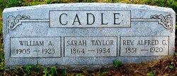 William A. Cadle