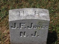 Pvt John F Jones