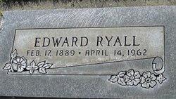 Edward Ryall