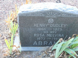 Henry Dudley Abrams