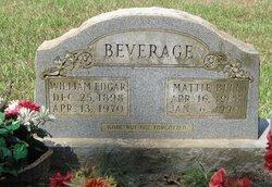 Mattie <i>Franklin</i> Beverage