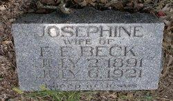 Josephine Beck