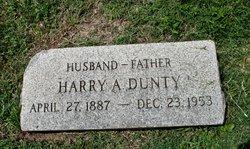 Harry A Dunty