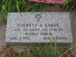 Everett A. Baker