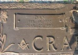 Daniel Dan Crabtree