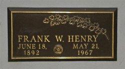 Frank Wilbur Henry
