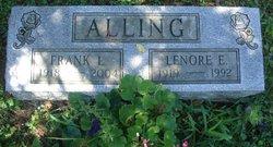 Lenore Elizabeth <i>Hiller</i> Alling