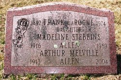 Madeline Stebbins <i>LaRoche</i> Allen