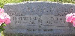 Florence Mae <i>Reavis</i> Baggs