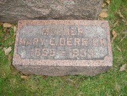 Mary Elizabeth <i>Hodson</i> Derrick